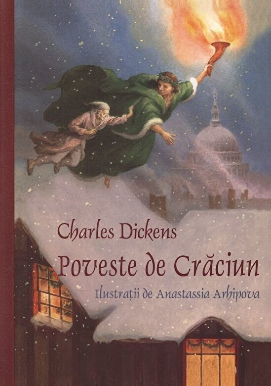 Charles Dickens - Poveste de Craciun -