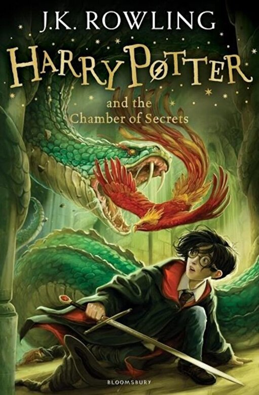 J.K. Rowling - Harry Potter and the Chamber of Secrets -