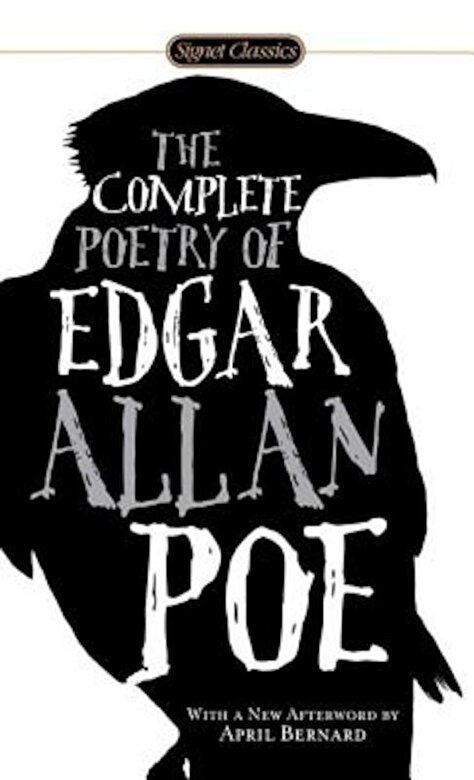 Edgar Allan Poe - The Complete Poetry of Edgar Allan Poe, Paperback -