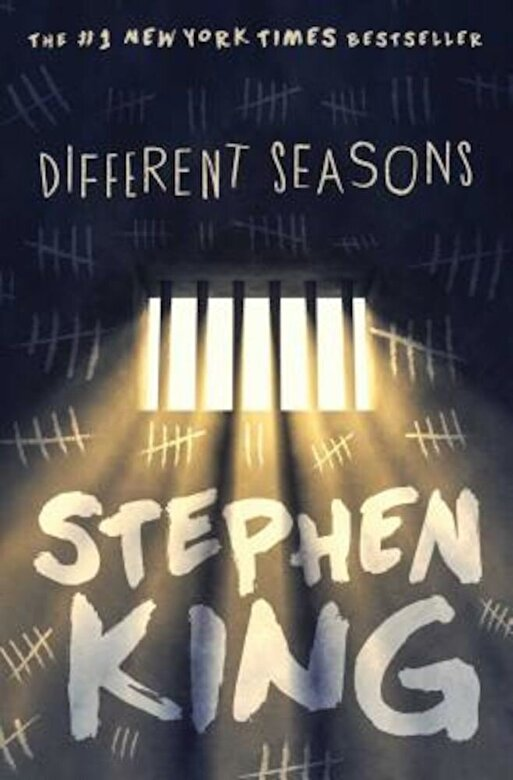 Stephen King - Different Seasons: Four Novellas, Paperback -