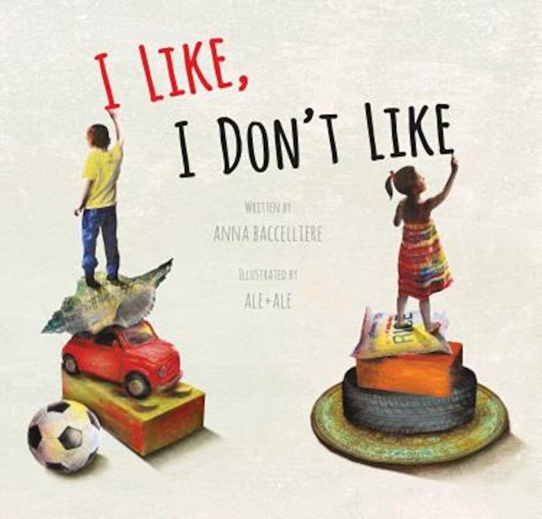 Ale Ale - I Like, I Don't Like, Hardcover -