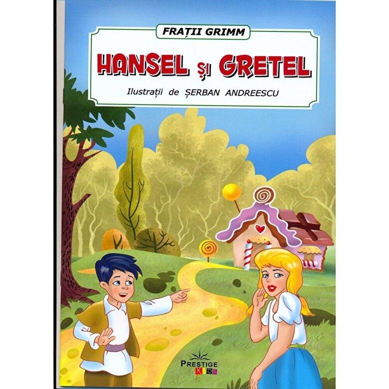 Fratii Grimm - Hansel si Gretel -