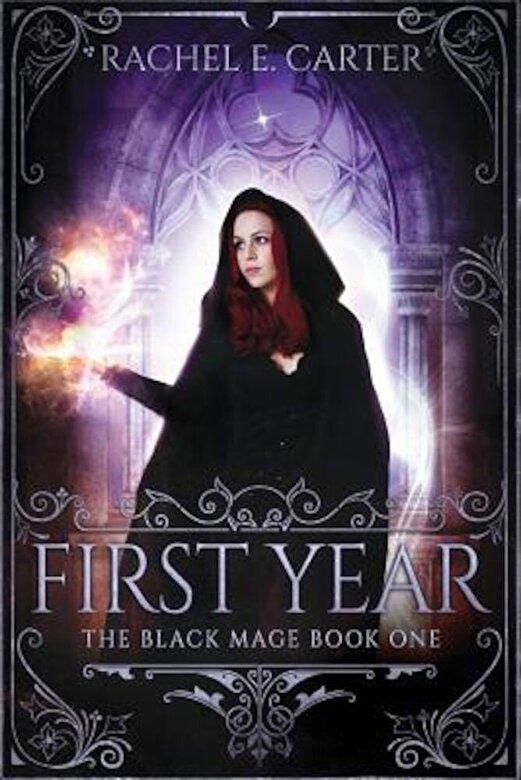 Rachel E. Carter - First Year, Paperback -