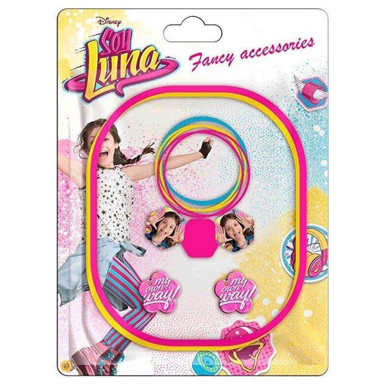 Disney - Soy Luna - Set 10 accesorii pentru par -