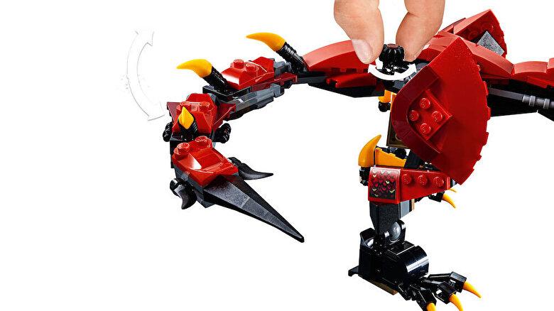 LEGO - LEGO Ninjago, Firstbourne 70653 -