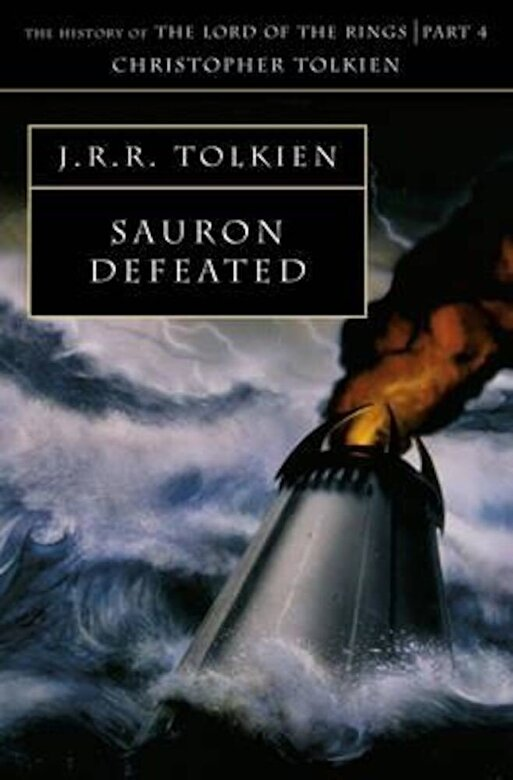 J R R Tolkien - Sauron Defeated, Paperback -
