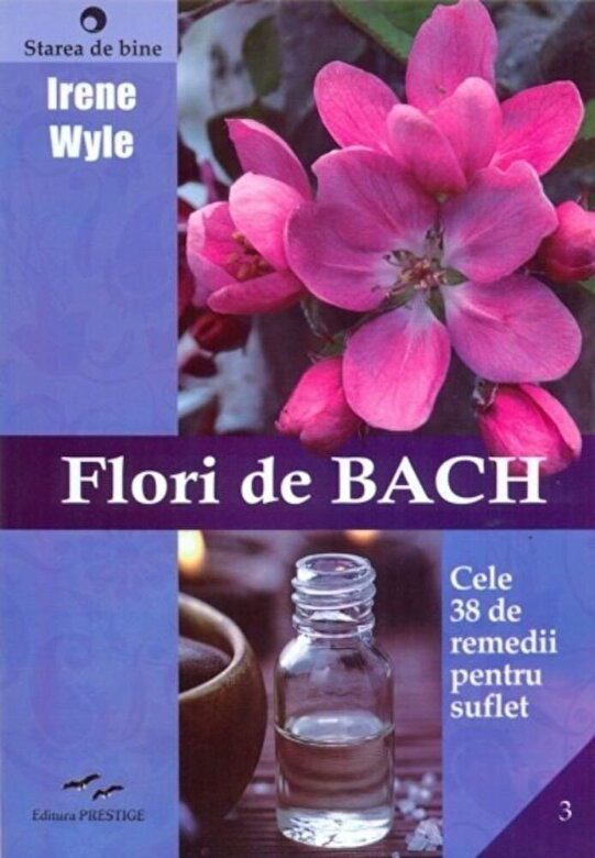 Irene Wyle - Flori de Bach -