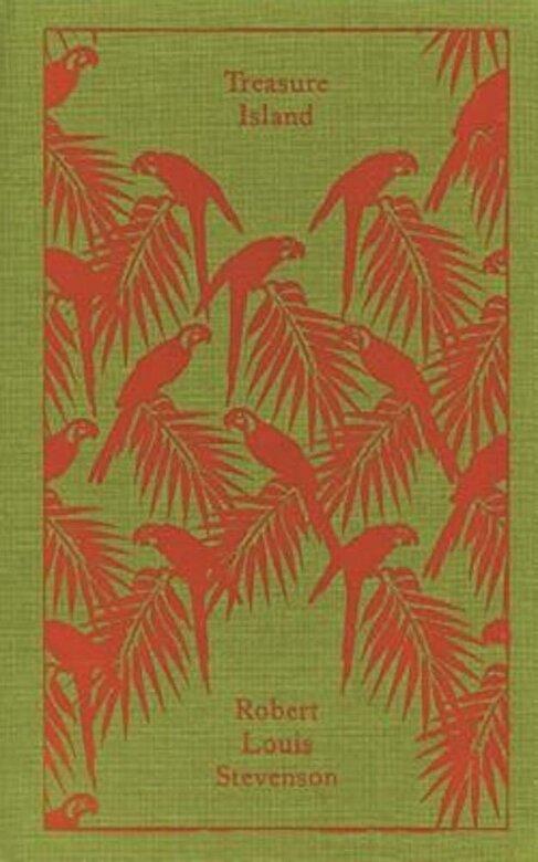 Robert Louis Stevenson - Treasure Island, Hardcover -