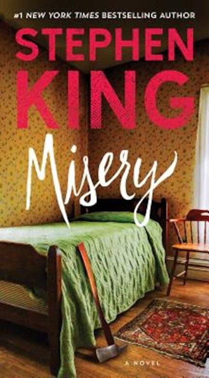 Stephen King - Misery, Paperback -