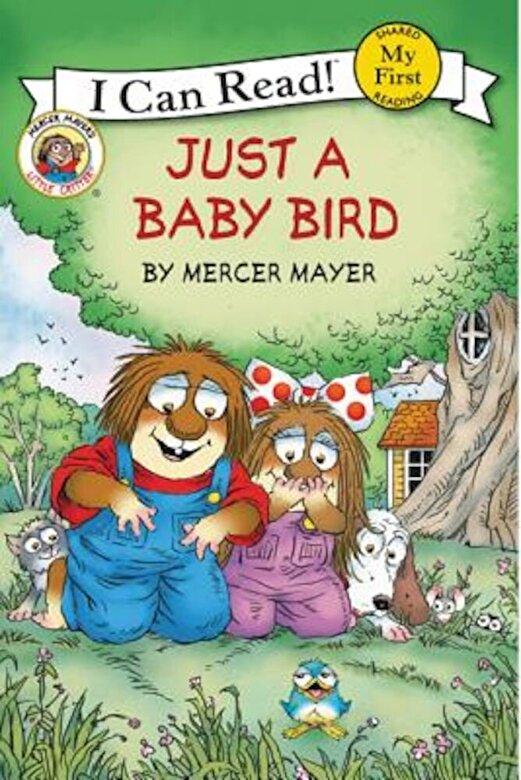 Mercer Mayer - Little Critter: Just a Baby Bird, Paperback -