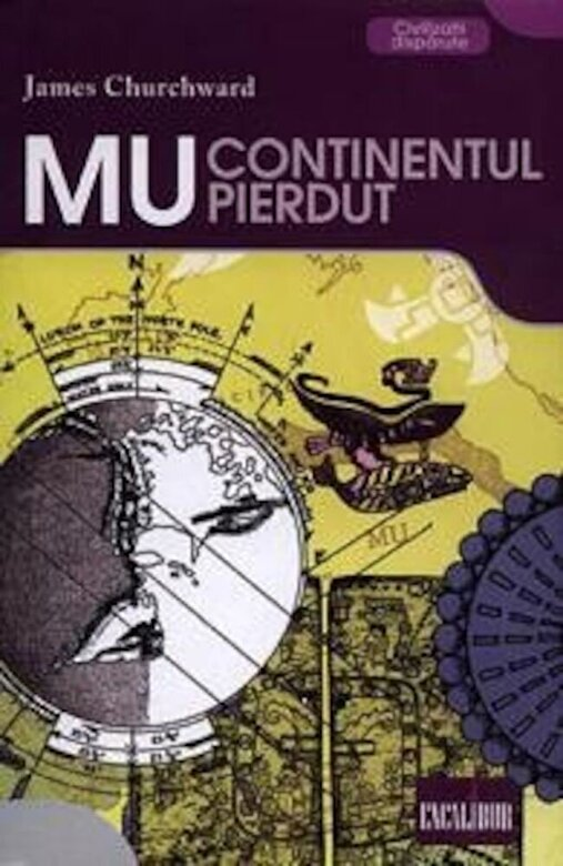 James Churchaward - MU - continentul pierdut -