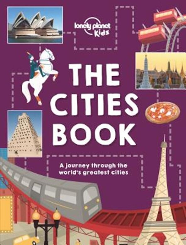 Lonely Planet - The Cities Book, Hardcover -