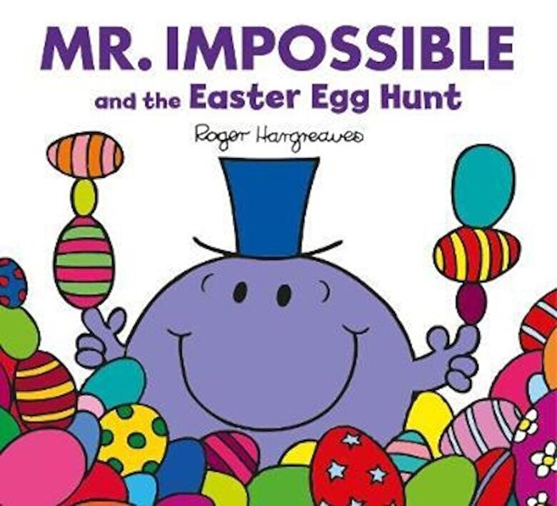 Roger Hargreaves - Mr. Impossible and the Easter Egg Hunt, Paperback -
