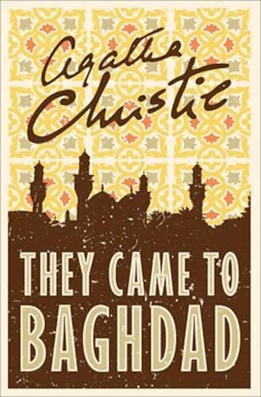 Agatha Christie - They Came to Baghdad, Paperback -