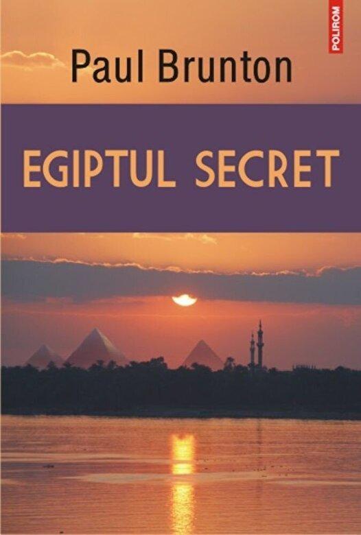 Paul Brunton - Egiptul secret -