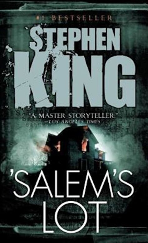 Stephen King - Salem's Lot, Paperback -