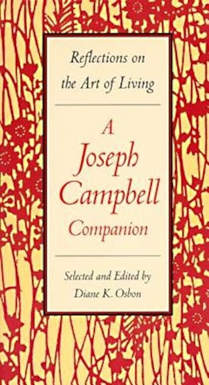 Diane Osbon - A Joseph Campbell Companion: Reflections on the Art of Living, Paperback -