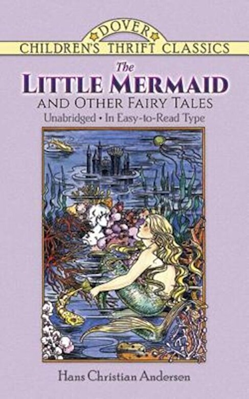 Hans Christian Andersen - The Little Mermaid and Other Fairy Tales: Unabridged in Easy-To-Read Type, Paperback -