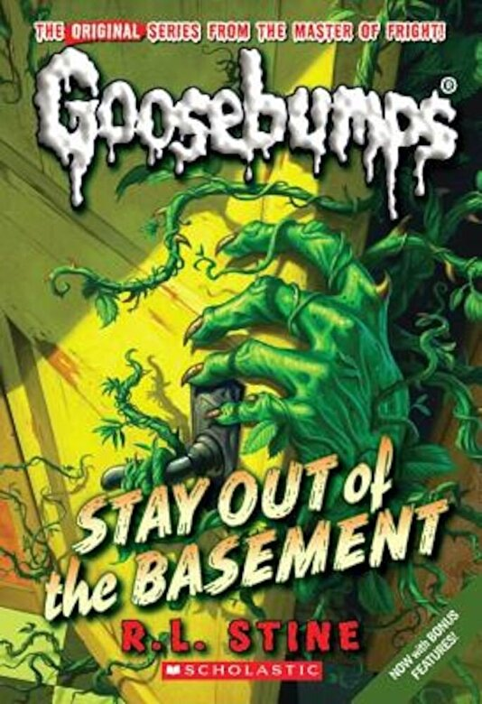 R. L. Stine - Goosebumps: Stay Out of the Basement, Paperback -