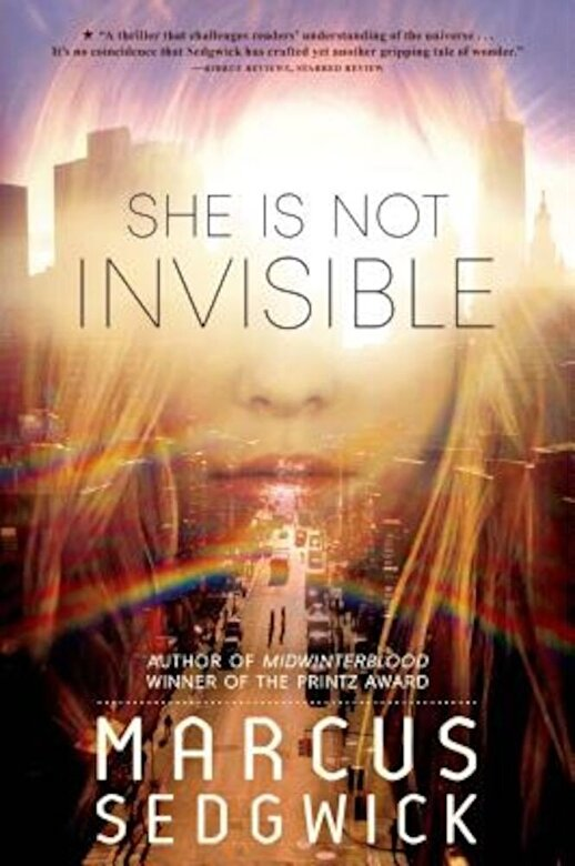 Marcus Sedgwick - She Is Not Invisible, Paperback -