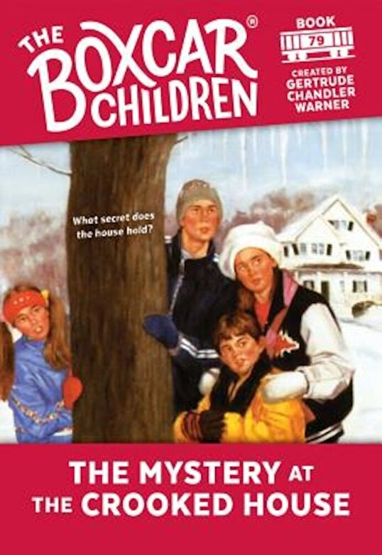 Gertrude Chandler Warner - The Mystery at the Crooked House, Paperback -