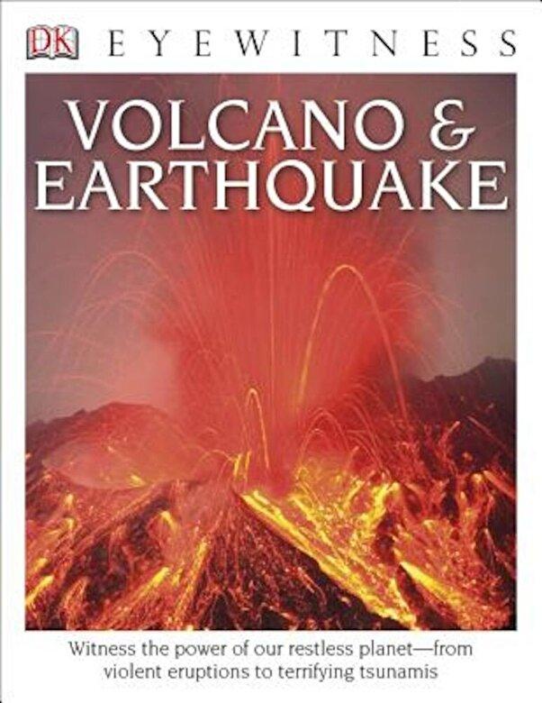 Susanna Van Rose - DK Eyewitness Books: Volcano & Earthquake, Paperback -