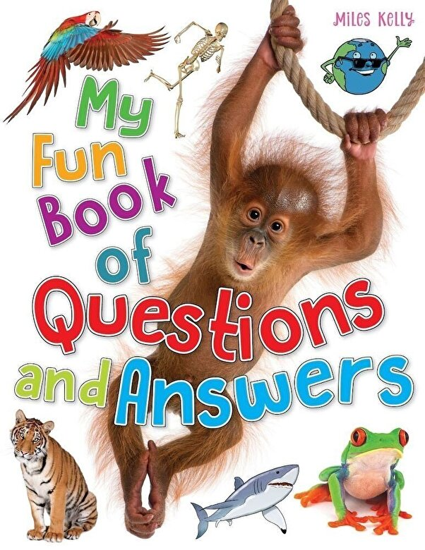 *** - My Fun Book Of Q&A -