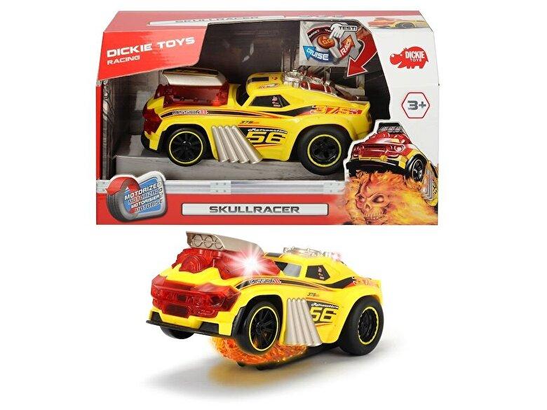 Dickie Toys - Racing - Vehicul Skullracer motorizat -