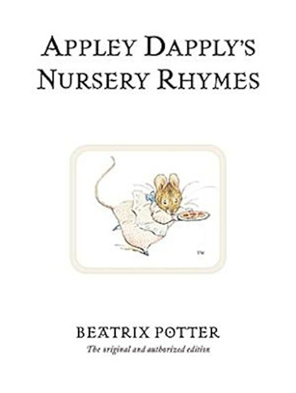 Beatrix Potter - Appley Dapply's Nursery Rhymes, Hardcover -