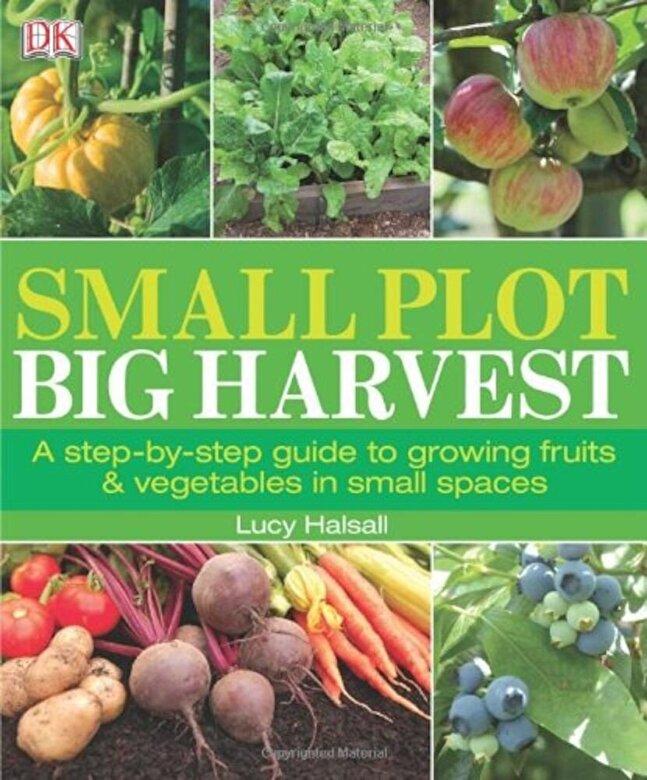DK Publishing - Small Plot, Big Harvest, Paperback -