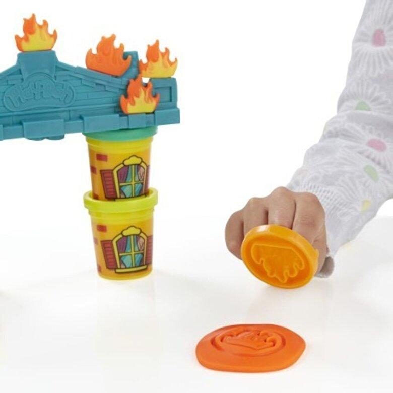 Play-Doh - Play-Doh Town, Set Statia pompierilor -
