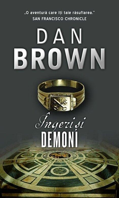 Dan Brown - Ingeri si demoni -