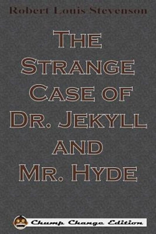 Robert Louis Stevenson - The Strange Case of Dr. Jekyll and Mr. Hyde, Paperback -