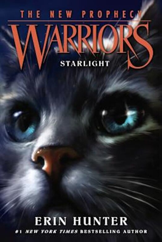 Erin Hunter - Warriors: The New Prophecy #4: Starlight, Paperback -