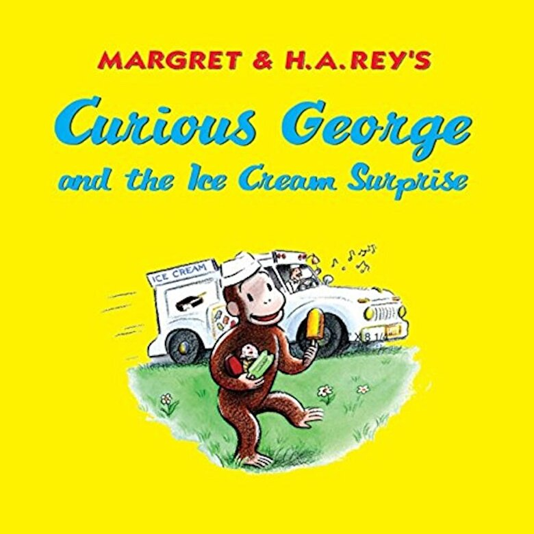Monica Perez - Curious George and the Ice Cream Surprise, Paperback -
