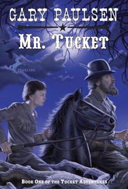 Gary Paulsen - Mr. Tucket, Paperback -