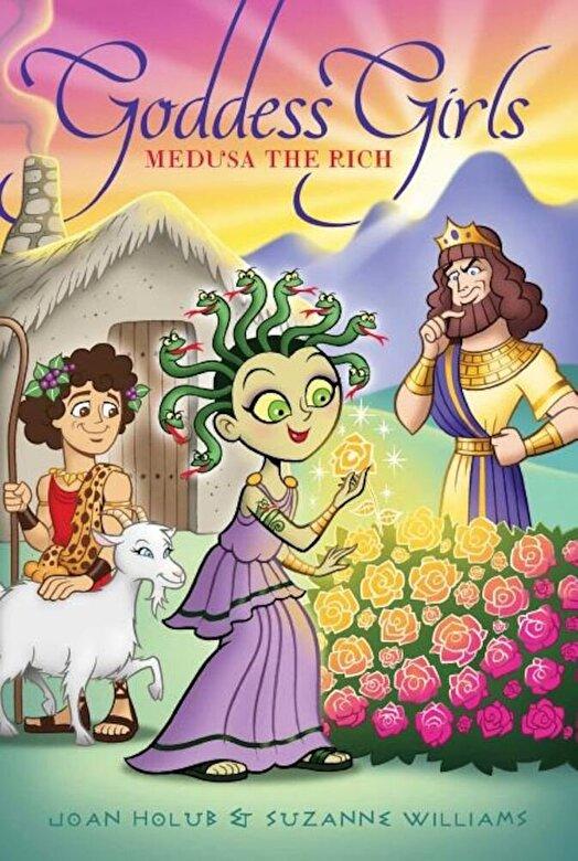 Joan Holub - Medusa the Rich, Hardcover -