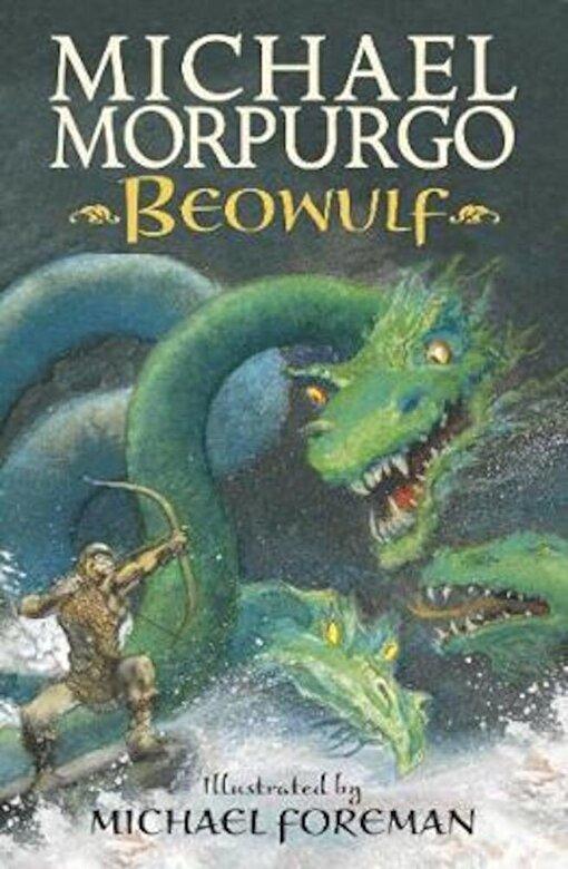 Michael Morpurgo - Beowulf, Paperback -