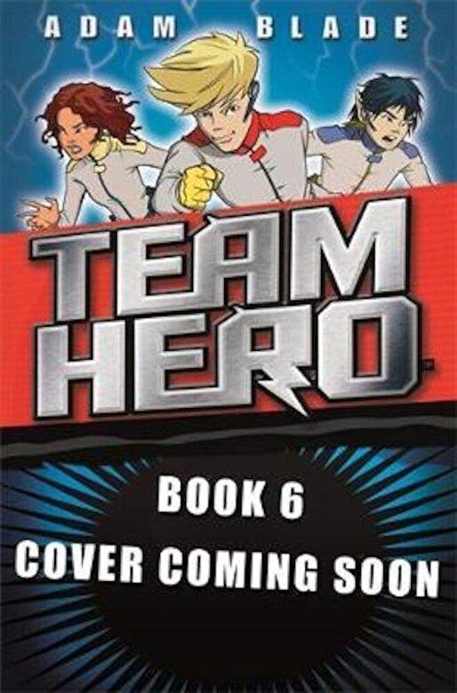 Adam Blade - Team Hero: Scorpion Strike, Paperback -