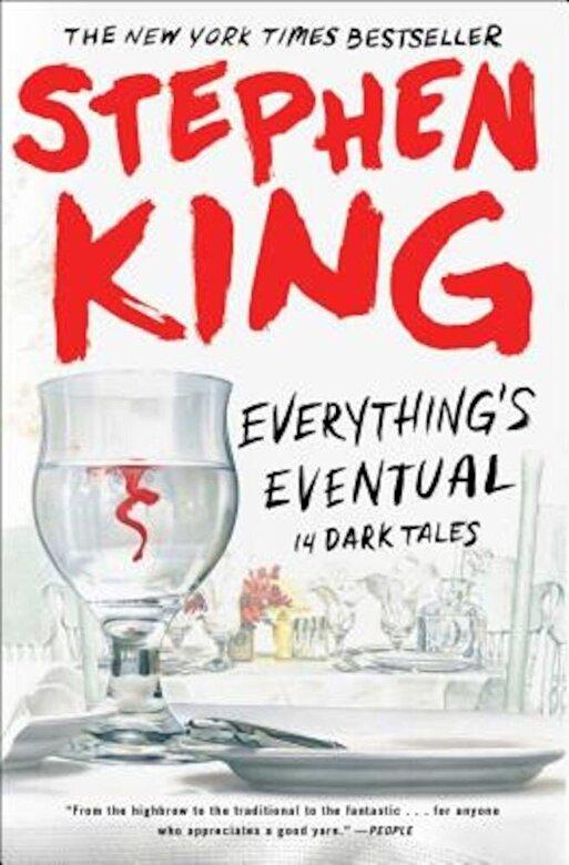 Stephen King - Everything's Eventual: 14 Dark Tales, Paperback -