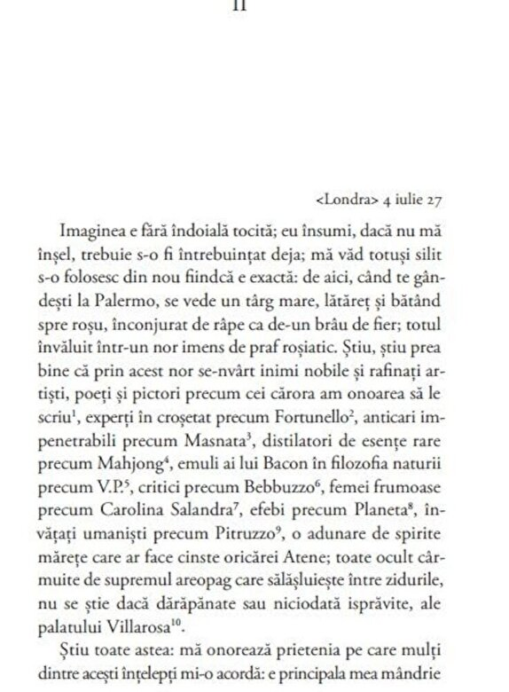 Giuseppe Tomasi di Lampedusa - Calator prin Europa - Epistolar 1925-1930 -