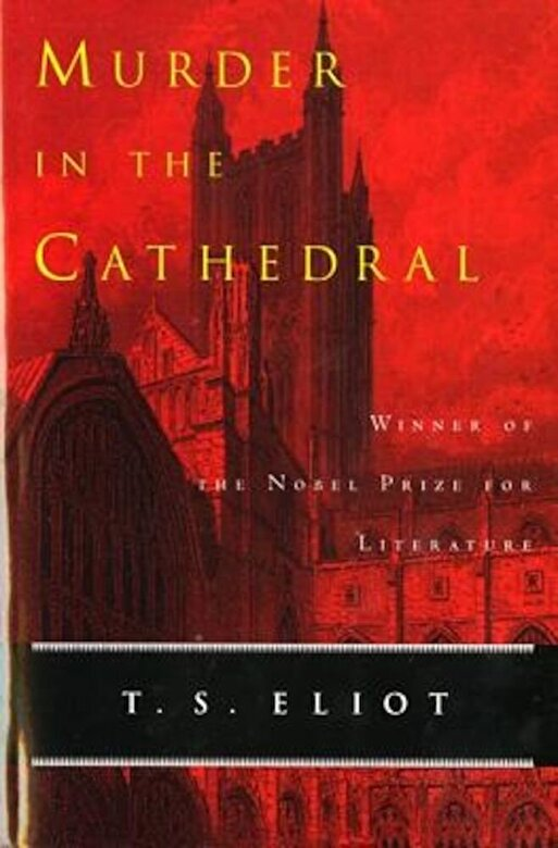 T. S. Eliot - Murder in the Cathedral, Paperback -