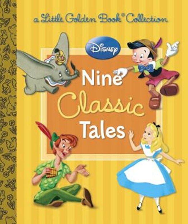 Various - Disney: Nine Classic Tales, Hardcover -