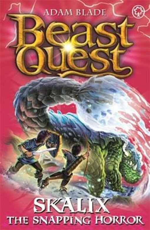 Adam Blade - Beast Quest: Skalix the Snapping Horror: Series 20 Book 2, Paperback -