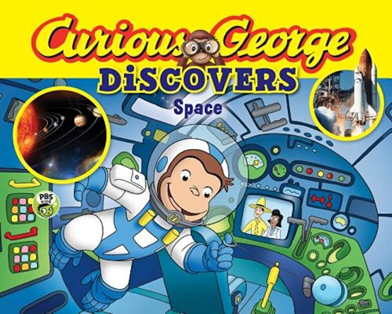 H. A. Rey - Curious George Discovers Space, Paperback -