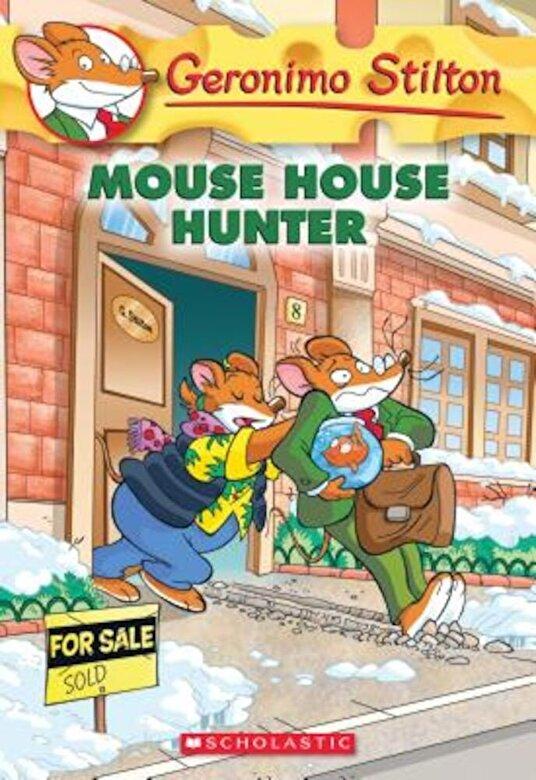 Geronimo Stilton - Mouse House Hunter (Geronimo Stilton #61), Paperback -