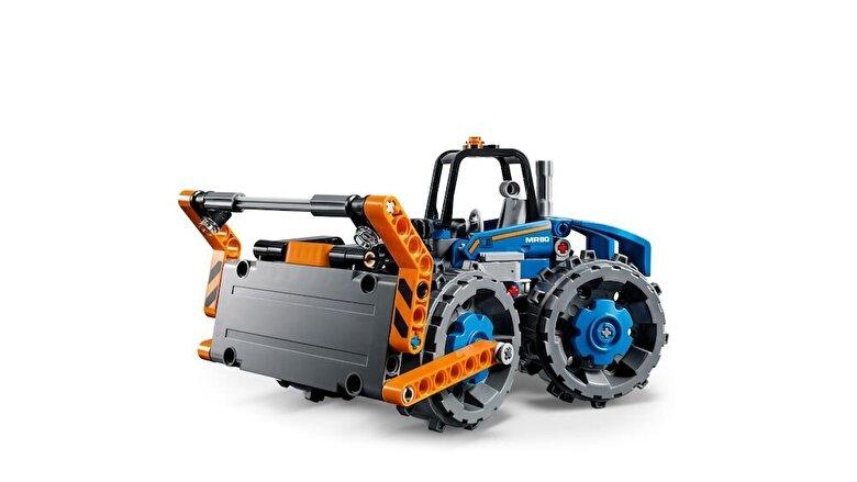 LEGO - LEGO Technic 2 in 1, Buldozer compactor 42071 -