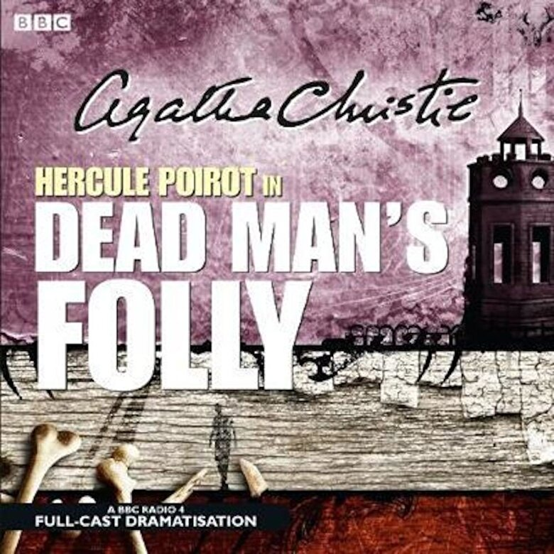 Agatha Christie - Dead Man's Folly, Hardcover -