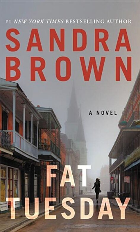 Sandra Brown - Fat Tuesday, Paperback -