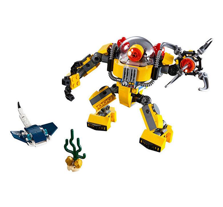 LEGO - LEGO Creator 3 in 1, Robot subacvatic 31090 -